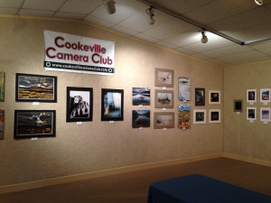 The Cumberland Art Society hosts our club's annual photography exhibit.