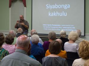 Presenter Christian Sperka