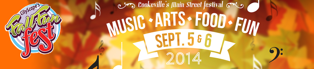 Cookeville Camera Club at Fall Funfest
