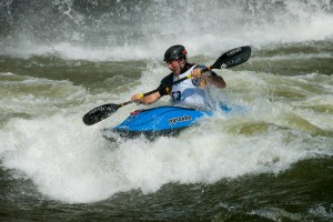 ICF 2012 World Cup of Freestyle Kayaking